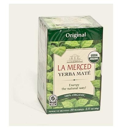 """Mate """"La Merced"""" в пакетиках 1*3гр зеленый"""